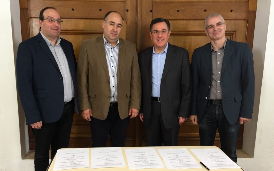 Rencontre Directeurs Sud Europe